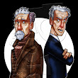 War Doctor and Twelve!