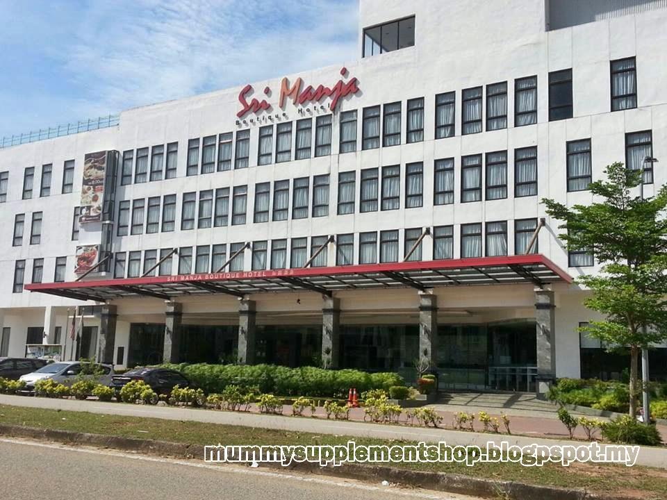 Sri Manja Boutique Hotel Ni Dekat Dengan UIAM Tak Silap Area Indera Mahkota Kalau Ikutkan Boleh La Masuk Lagi Bandar Kuantan Dapat Murah