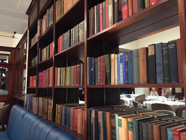 Library at The Cinnamon Club, Westminster
