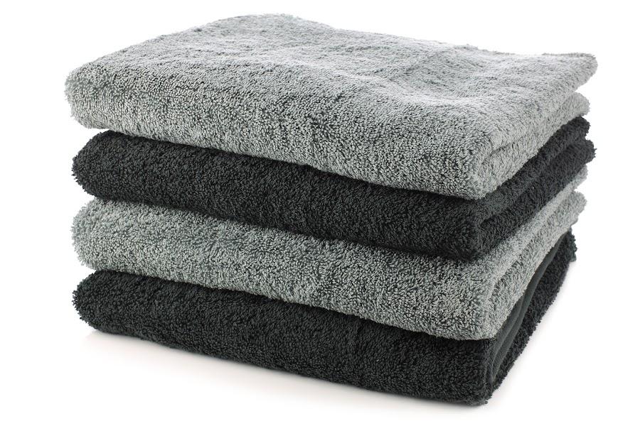 Trucos para que tus toallas estén siempre suaves