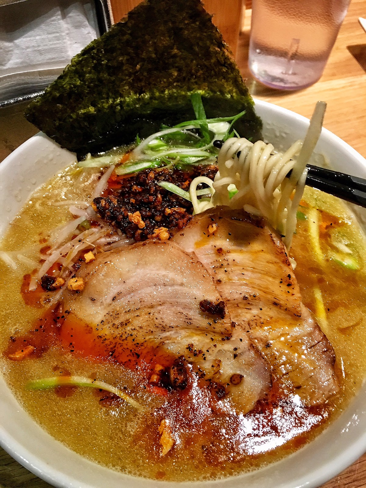 Totto Ramen New York