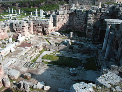 Corinth: Tyrant's city still a treasure