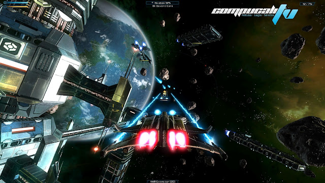 Galaxy on Fire 2 Full HD PC Full Español Reloaded 2012 DVD5