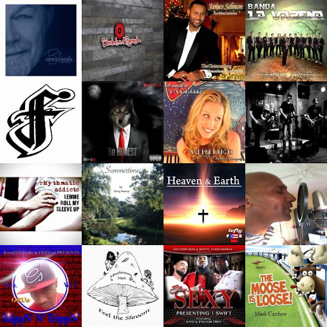Share Your Christian Music Content On An Active Public Relations Platform At No Cost To You!