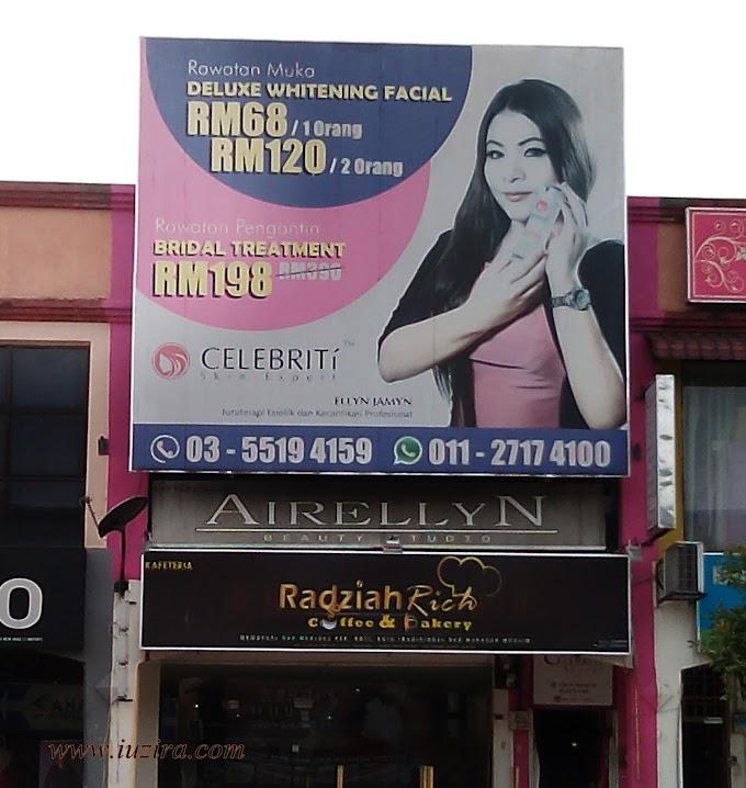 Spa Murah Di Shah Alam : Airellyn Beauty Studio