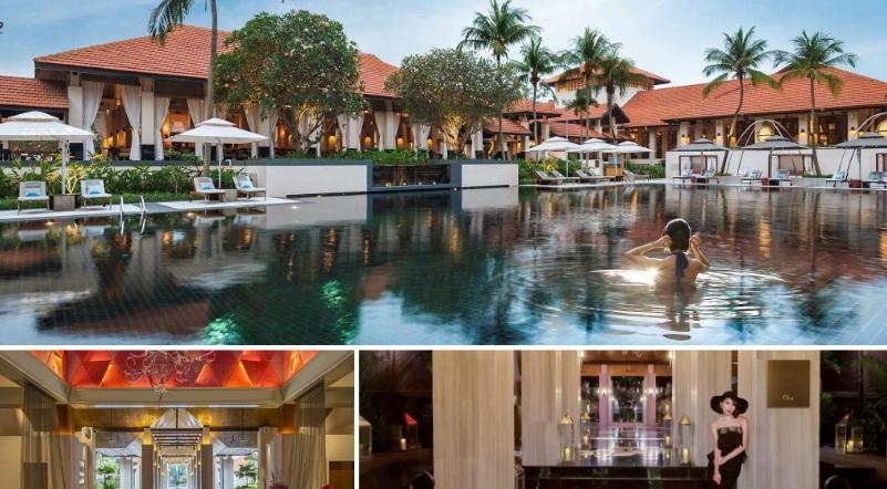 Hotel Di Sentosa Island Sofitel Singapore Resort And Spa