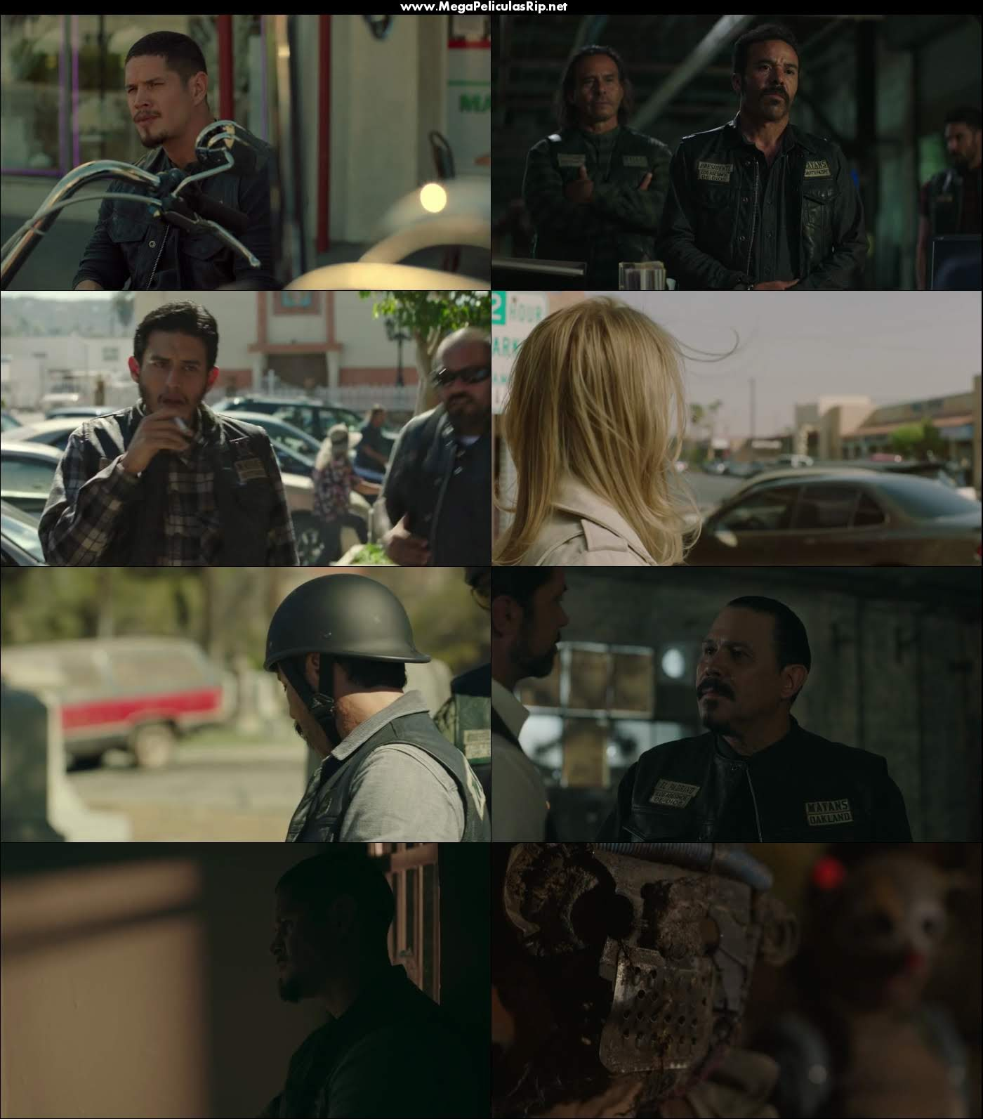 Mayans MC Temporada 1 720p Latino