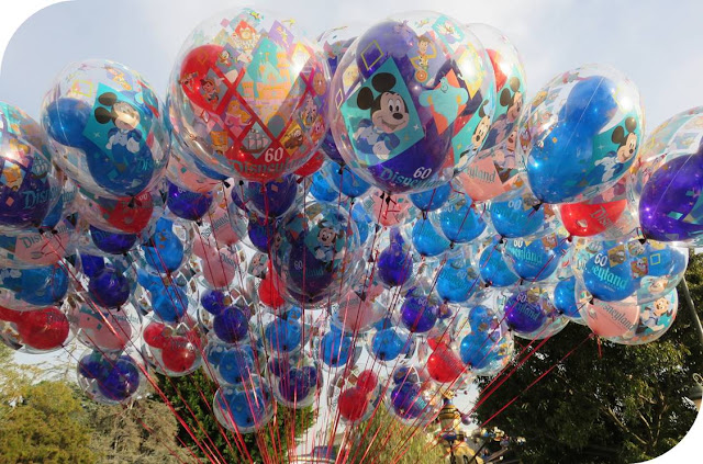 Disney character balloons - Why Disneyland is Better Now Than It Was When I Was a Kid