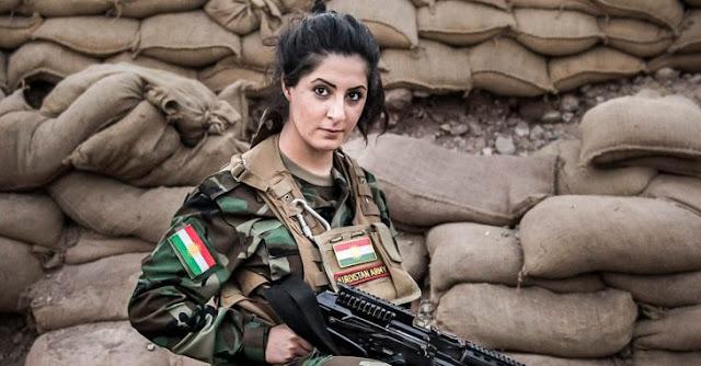 Isis ofrece 1 mdd por Joanna Palani, la combatiente danesa