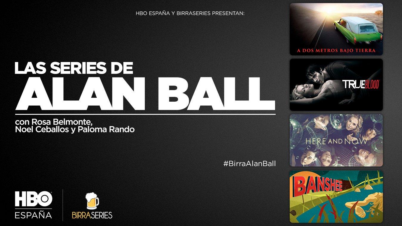 #BirraAlanBall: Todo sobre el creador de 'Here and Now'