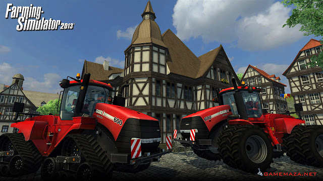 Farming Simulator 2013 Gameplay Screenshot 2