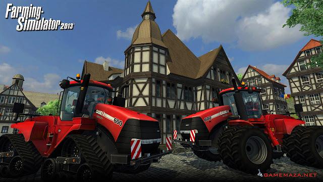 Farming Simulator 2013 Gameplay Screenshot 2