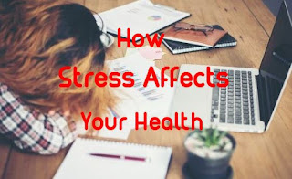 Stress Affects health