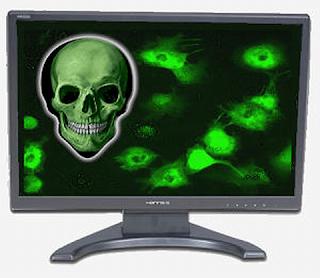 Penyebaran Virus Komputer