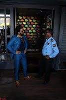 Ranveer Singh in Blue Blazer Spotted Life Bar ~  Exclusive 02.JPG