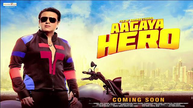 Aa Gaya Hero , Aa Gaya Hero Poster, Aa Gaya Hero Govinda