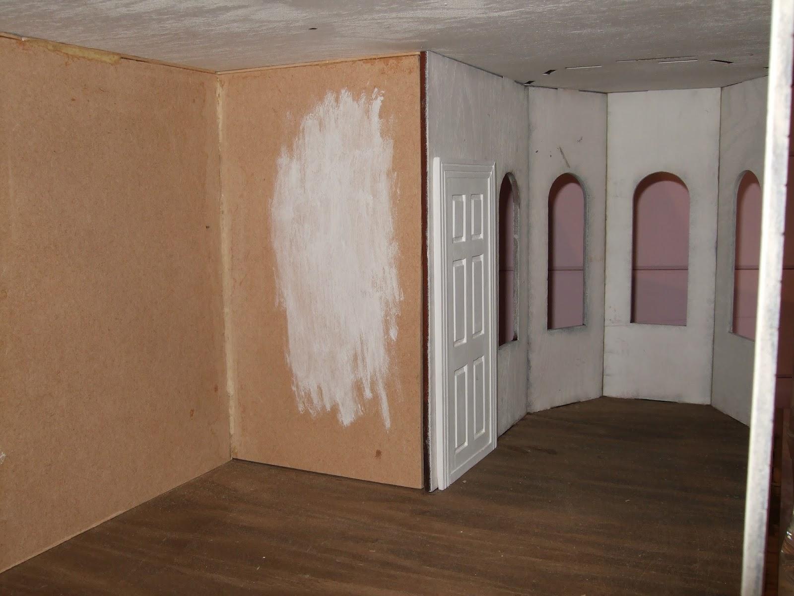 Michelles Mad World Mini Gothic House
