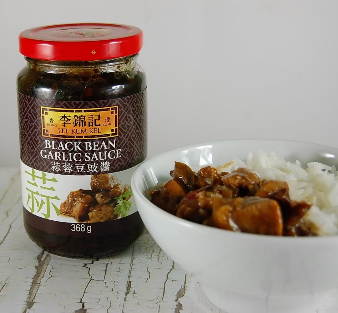 Rezept Hähnchen schmoren mit Black Bean Sauce indonesisch kochen