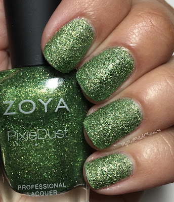 Zoya Seashells Collection; Cece