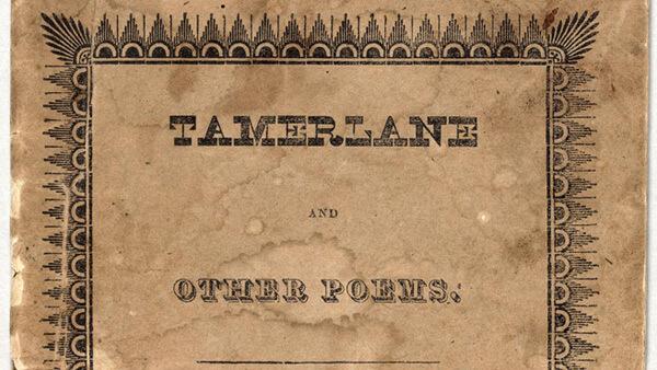Tamerlane Edgar Allan Poe