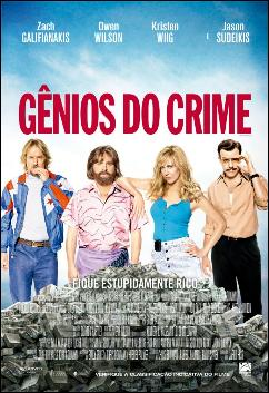 baixar capa Gênios do Crime | Dublado