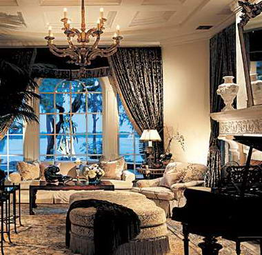 Collection Of Classic Interiors Ideas By Marc Michaels