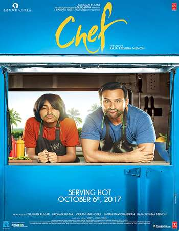Chef 2017 Hindi 700MB Pre-DVDRip x264