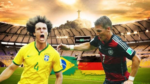 dc1de50f7 Niemcy - Brazylia 7:1 półfinał Mistrzostw Świata 2014   Sport ...