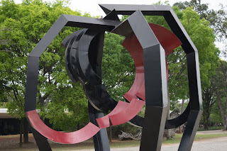 escultura parque ibirapuera