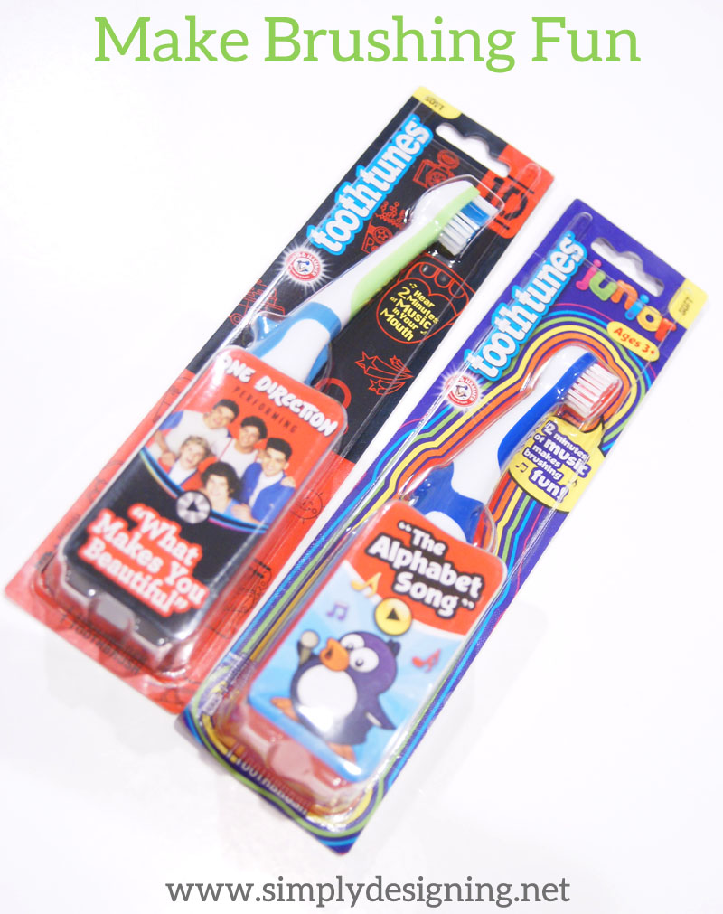 Make Brushing More Fun #RDMAToothTunes #ad #kids