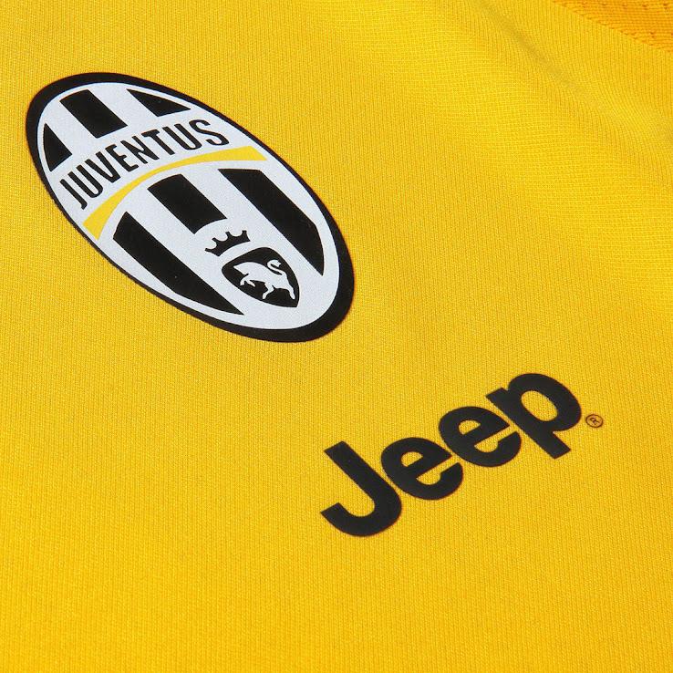 Nuevas remeras de entrenamiento adidas de la Juventus