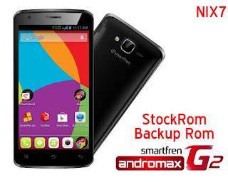 StockRom Untuk Andromax G2 JB KK