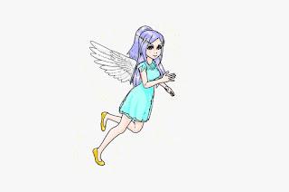 petualangan peri tanpa sayap