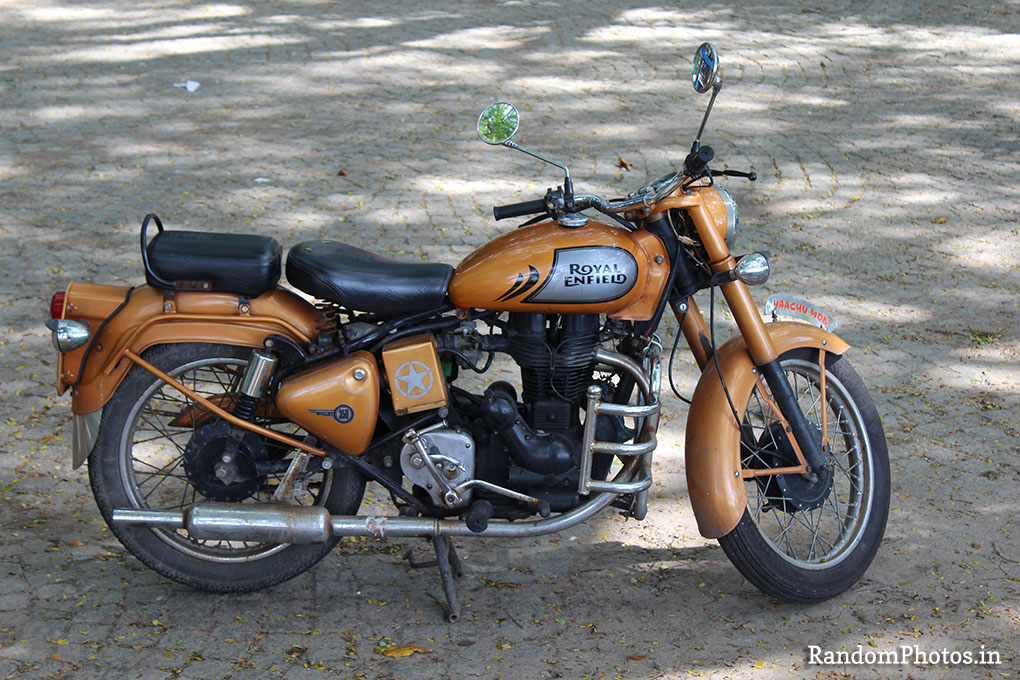 Royal Enfield Bike