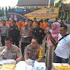 Polda Sulsel, Gelar Press Release Dan Memusnahkan 6 Kilo Gram Shabu-Shabu