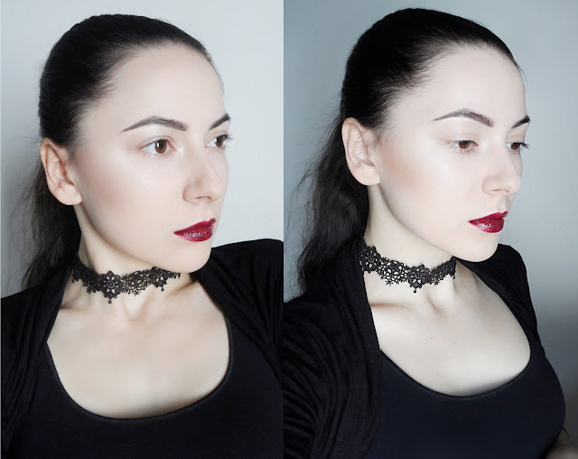 liz breygel fashion blogger choker everyday diy outfit black lace gothic goth
