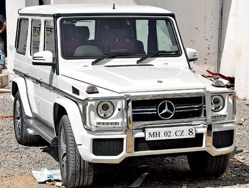Ranbir Kapoor S G63 Amg Has Arrived Celebrity Cars India