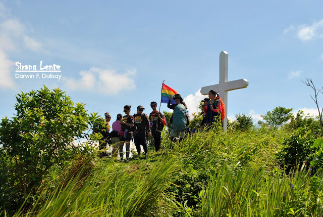 Mt. Manabu Summit