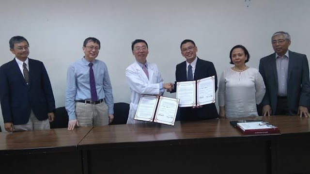 MOU Between National Yang-Ming University, Taipei and UP Manila