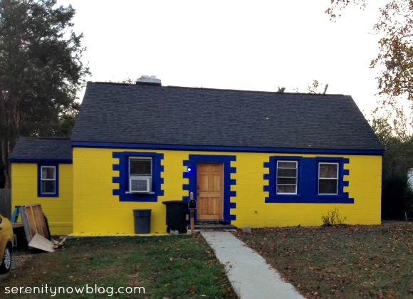 """The IKEA House"" via Serenity Now blog"