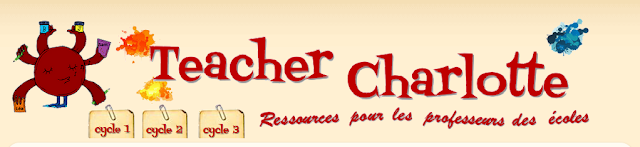 http://teachercharlotte.blogspot.fr/