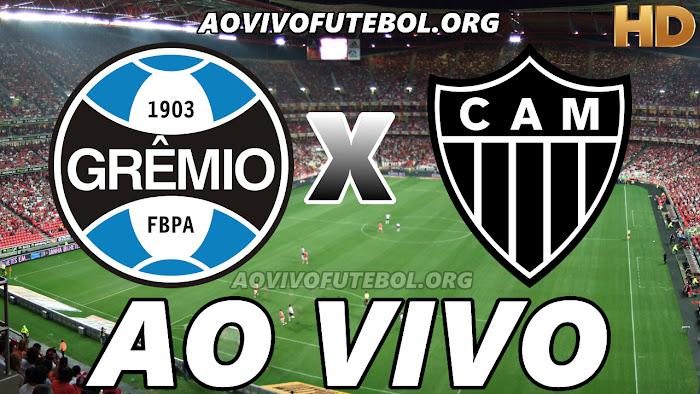 Grêmio x Atlético Mineiro Ao Vivo na TV