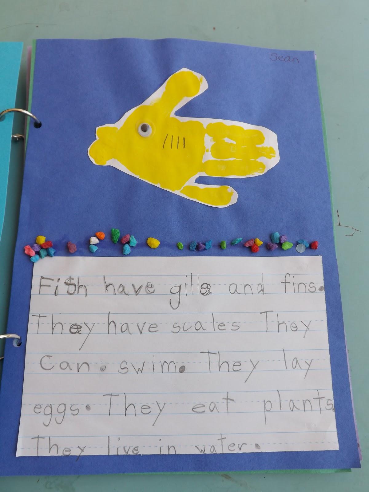 Mrs Vento S Kindergarten Oceans Of Fun