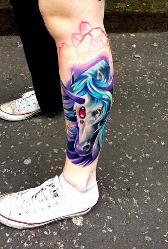 Este fantástico perna peça