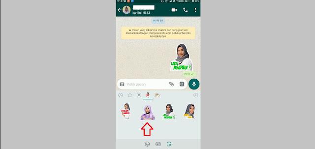 Cara Membuat Stiker WhatsApp Menggunakan Foto Sendiri
