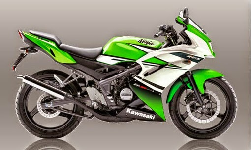 2014 Kawasaki Ninja 150RR SE