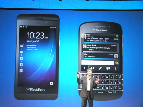Microsoft Announces msn application for BlackBerry 10 system