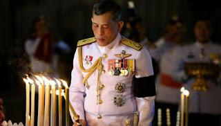Putra Mahkota Maha Vajiralongkorn