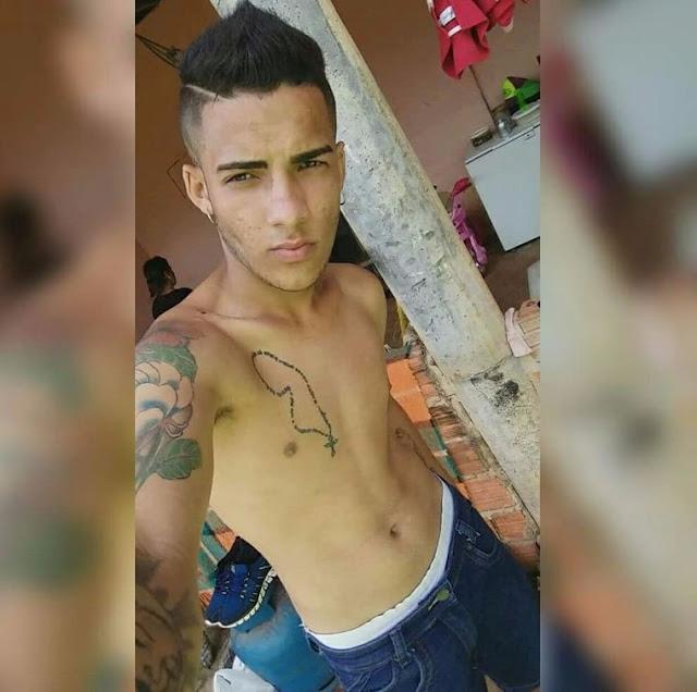 Jovem é crivado a bala em via pública da capital de Rondônia