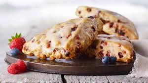 "Bread""s Berry Bars Recipe"